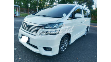 2011 Toyota Vellfire Z Audio Less - Full Orisinal Barang Antik