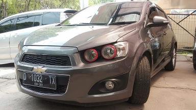 2014 Chevrolet Aveo LT - istimewa
