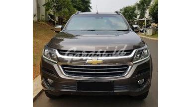 2017 Chevrolet Trailblazer at - Siap Pakai