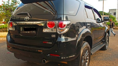 2015 Toyota Fortuner G VNT - ada record service toyota (s-3)