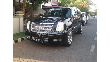 2011 Cadillac Escalade 6.2 Platinum - Unit Siap Pakai