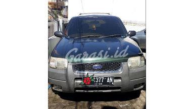 2003 Ford Escape XLT - Siap Pakai