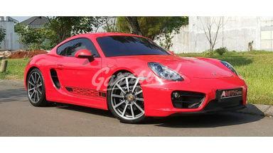2013 Porsche Cayman Sport Chrono Plus - Full Spec Tinggal Pakai