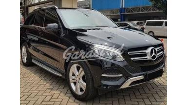 2016 Mercedes Benz GLE SUV - Siap Pakai
