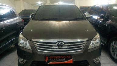 2013 Toyota Kijang Innova G - Murah Jual Cepat Proses Cepat (s-0)