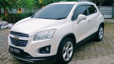 2016 Chevrolet Trax ltz - Mulus Banget