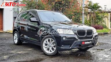 2013 BMW X3 xDrive20i Facelift