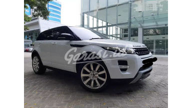 2012 Land Rover Range Rover Evoque Dynamic luxury - Siap Pakai