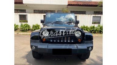 2011 Jeep Wrangler RUBICON SAHARA 3.8 - Istimewa Siap Pakai