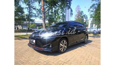 2020 Toyota Yaris TRD SPORTIVO CVT