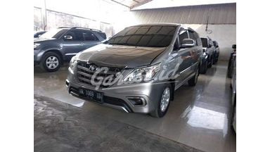 2014 Toyota Kijang Innova E - Nyaman Terawat