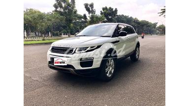 2017 Land Rover Range Rover Vogue Evoque - Istimewa Siap Pakai
