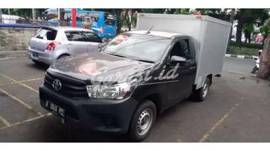 2016 Toyota Hilux Pick Up box - Barang Cakep