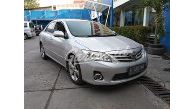 2012 Toyota Corolla Altis G