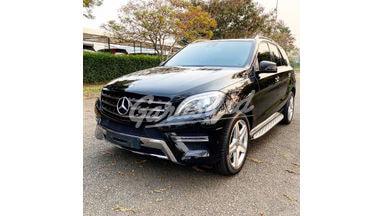 2015 Mercedes Benz ML-Class ML 400 AMG - SERVICE RECORD