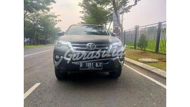 2018 Toyota Fortuner 2.5 VRZ