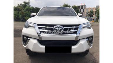 2016 Toyota Fortuner SRZ