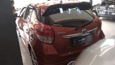 2016 Toyota Yaris TRD SPORT - Barang Mulus (s-7)