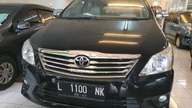 2012 Toyota Kijang Innova G Mt - Kondisi Terawat Siap Pakai (s-0)