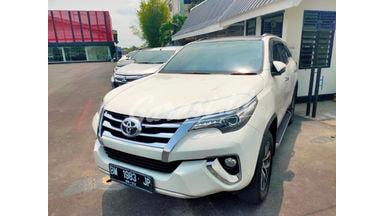 2017 Toyota Fortuner VRZ - Mulus Siap Pakai