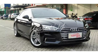 2017 Audi A5 - Istimewa Siap Pakai