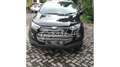 2014 Ford Ecosport trend manual