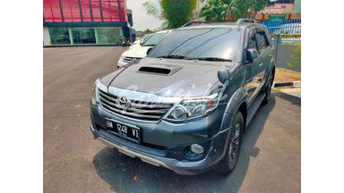 2013 Toyota Fortuner at - Terawat Siap Pakai Unit Istimewa