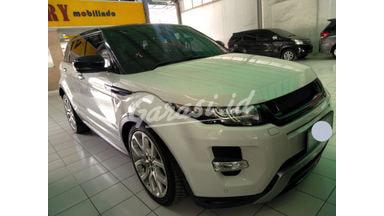 2012 Land Rover Range Rover Evoque at - Siap Pakai