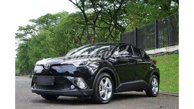 2018 Toyota C-HR SINGLE TONE - Siap Pakai
