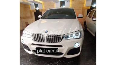 2017 BMW X3 xdrive