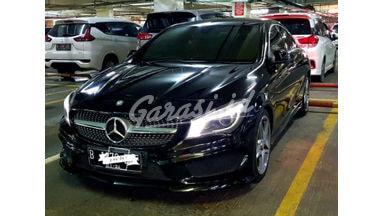 2014 Mercedes Benz CLA 200 Sport - Sangat Istimewa Low Km