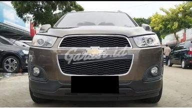 2014 Chevrolet Captiva LTZ - Mobil Pilihan