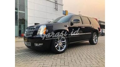 2011 Cadillac Escalade V8 - Platinum Edition Black On Brown Istimewa