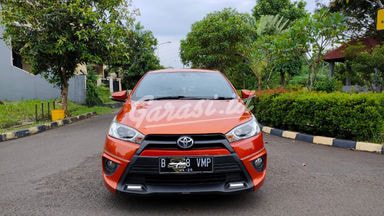 2015 Toyota Yaris S TRD