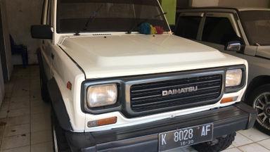 1995 Daihatsu Taft GT - Kondisi Istimewa
