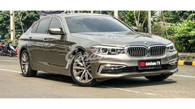 2018 BMW 520i G30 LUXURY