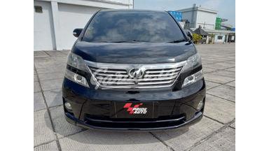 2010 Toyota Vellfire V premium sound