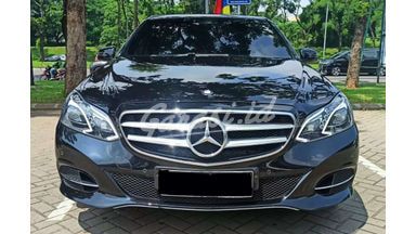 2015 Mercedes Benz E-Class E250 - Siap Pakai