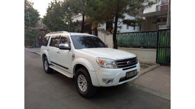 2012 Ford Everest XLT - Good Condition No Minus