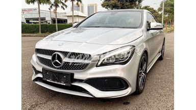 2016 Mercedes Benz CLA-Class AMG CBU