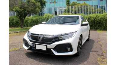 2019 Honda Civic E Hatchback Turbo