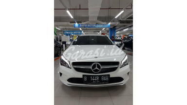 2016 Mercedes Benz CLA 200