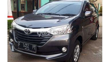 2017 Toyota Avanza E - Siap Pakai