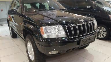 2000 Jeep Grand Cherokee LIMITED 4.7 V8 - Spek SUNROOF,Elektrik SEAT.Unit Kondisi PRIMA