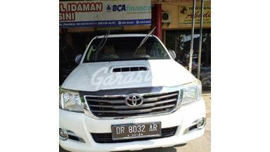 2014 Toyota Hilux G VNT TURBO - Siap Pakai