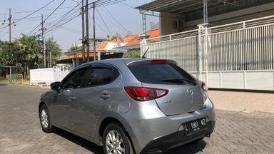 """2014 Mazda 2 R Skyactive - Thn 2014/ Pmk'15 Silver """"KM 55rb Record"""" (s-4)"""