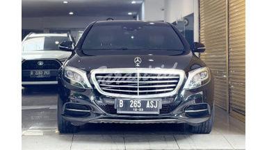 2015 Mercedes Benz S-Class Exclusive
