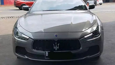 2016 Maserati Ghibli S - Barang Istimewa Dan Harga Menarik