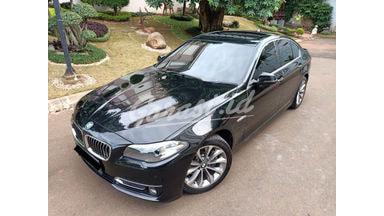 2015 BMW 520d Luxury