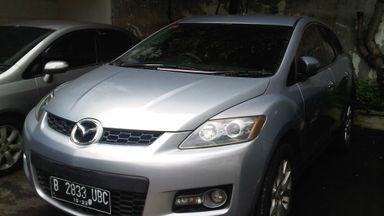 2007 Mazda CX-7 2.3 Turbo - Bersih Rapi Mulus Pajak Panjang